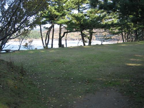秋田県 象潟海水浴場キャンプ場 の写真g1704... 象潟海水浴場キャンプ場|キャンプ場検索・